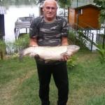 Monoki Sándor, 2014.07.09, 75 cm, 8 kg
