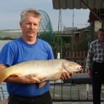 Szarvas Sándor, 11,8 kg, 2015.08.22.