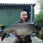 2017.06. Piller József, súly - 9 kg, csali kemény fűzött kukorica